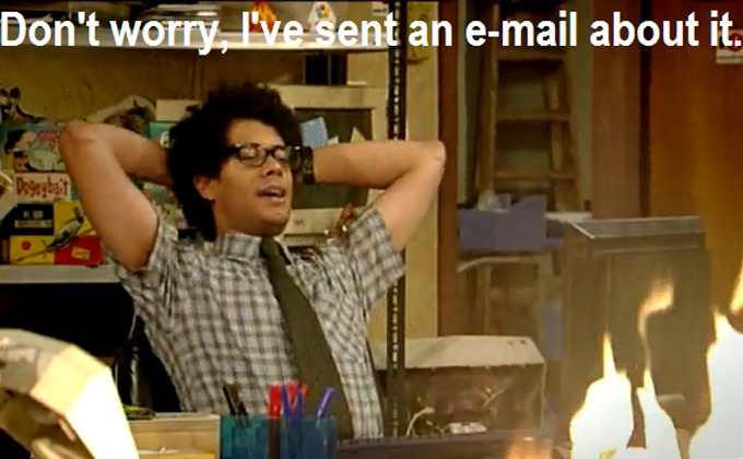 IT email