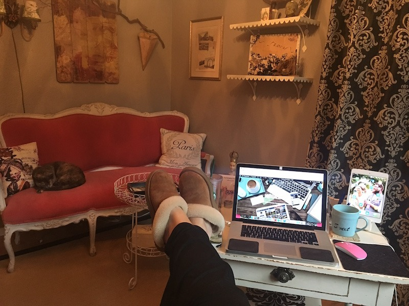 virtually savvy home office